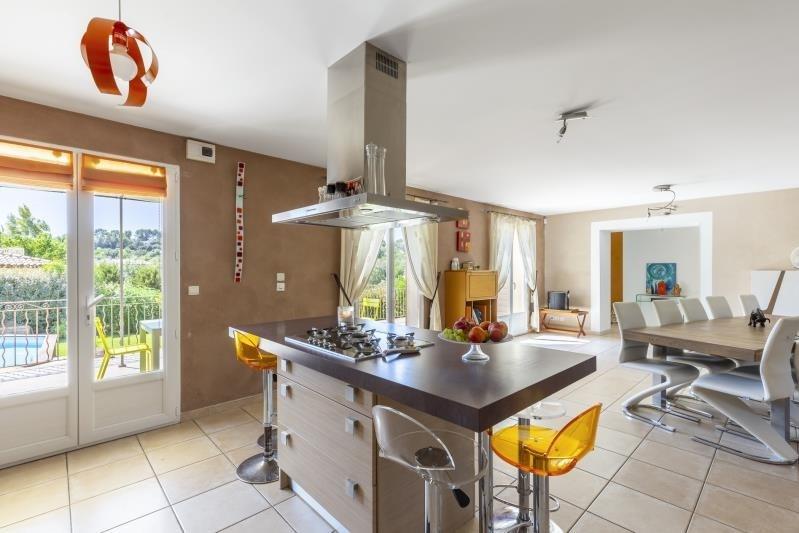 Deluxe sale house / villa Bouc bel air 640000€ - Picture 2