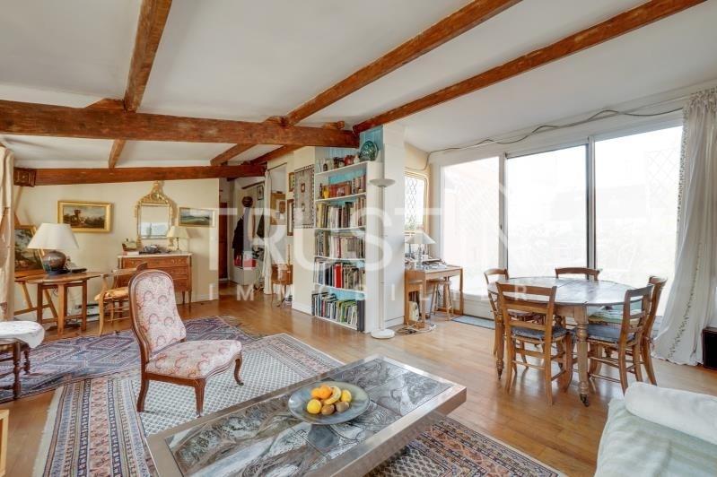Vente appartement Paris 15ème 840000€ - Photo 1