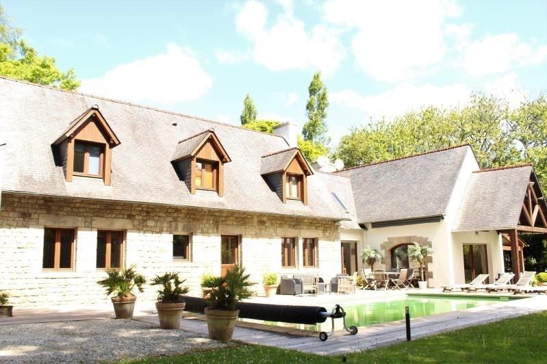 Vente maison / villa Plomelin 530000€ - Photo 1