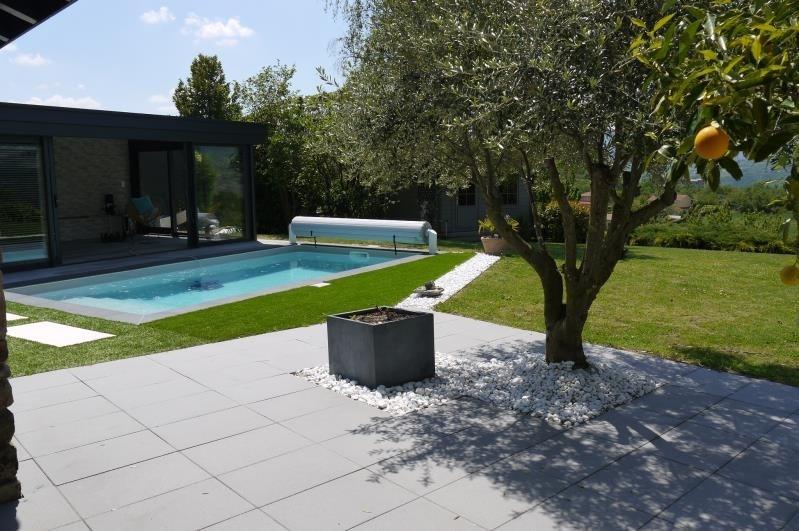 Sale house / villa St prim 497000€ - Picture 5
