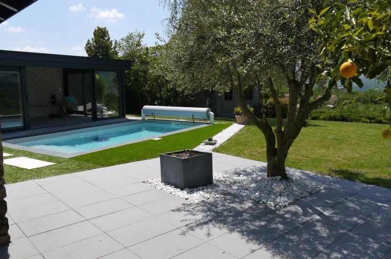 Vente maison / villa Chonas l amballan 512000€ - Photo 5