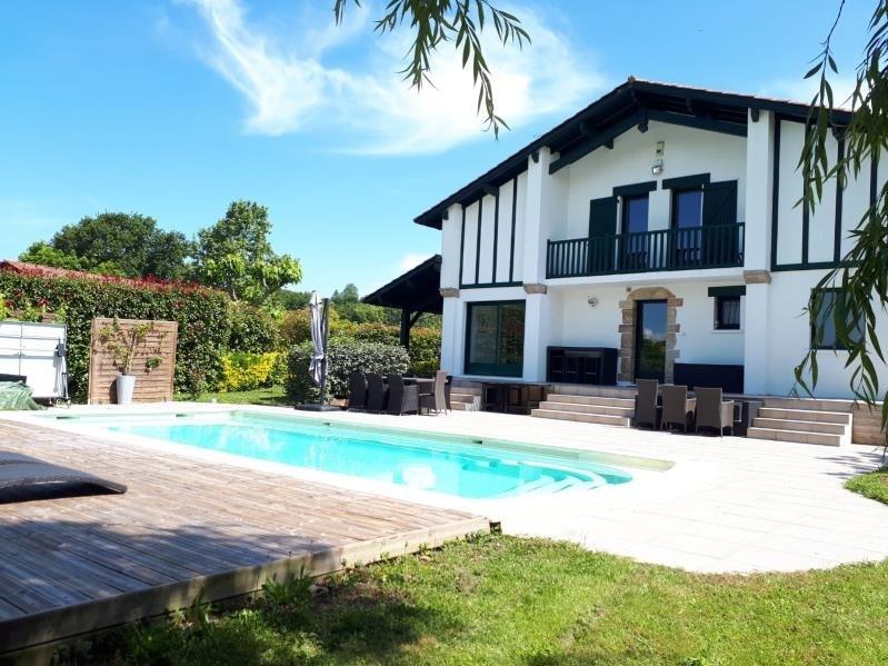 Vente de prestige maison / villa Urrugne 731400€ - Photo 2