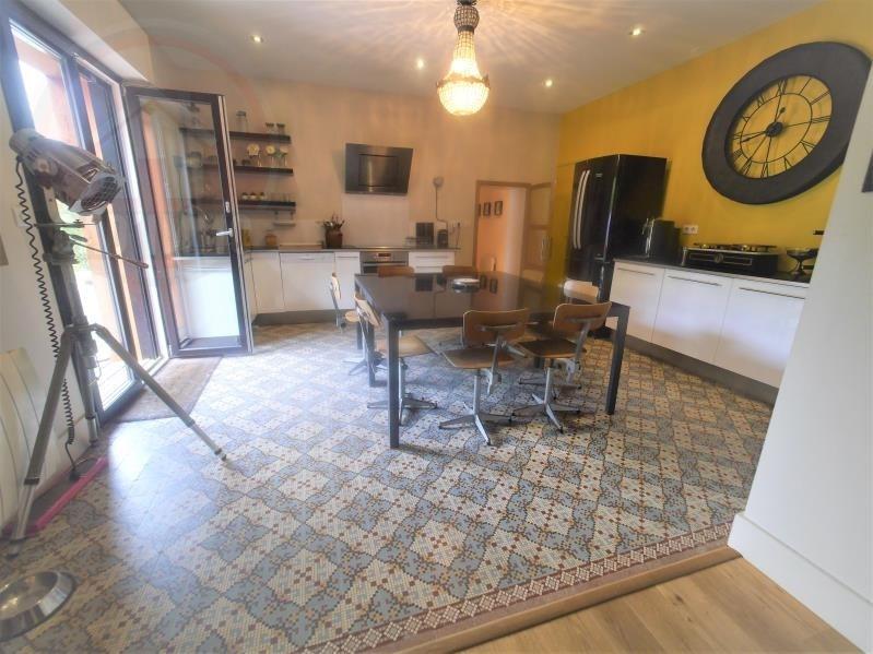 Sale house / villa Lunas 367000€ - Picture 2