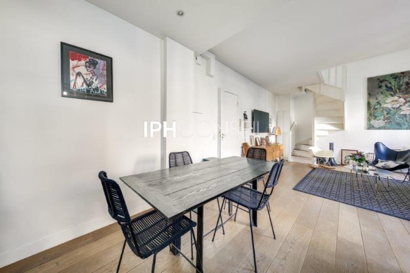 Vente de prestige appartement Neuilly sur seine 960000€ - Photo 7