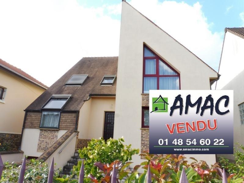 Vente maison / villa Villemomble 579000€ - Photo 1