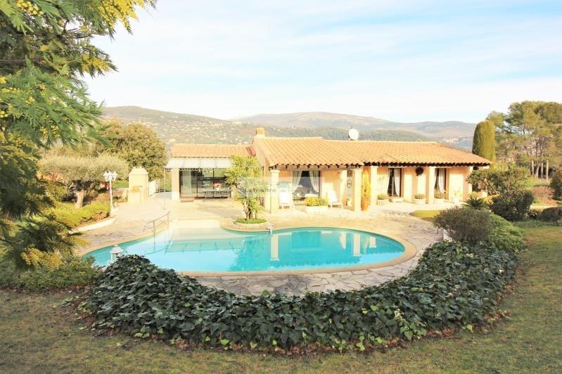 Vente de prestige maison / villa Peymeinade 675000€ - Photo 1