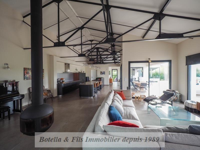 Vente de prestige maison / villa Uzes 690000€ - Photo 3