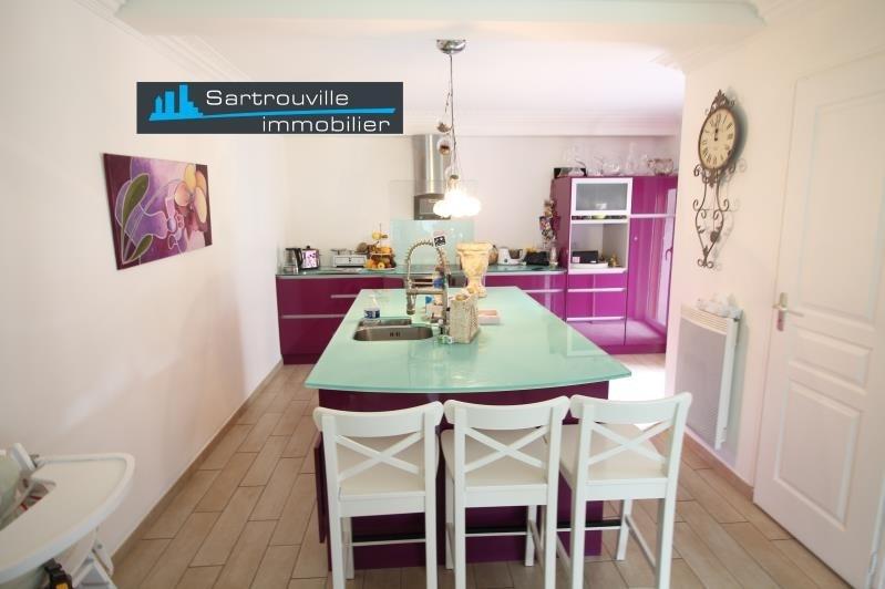 Sale house / villa Sartrouville 424000€ - Picture 6