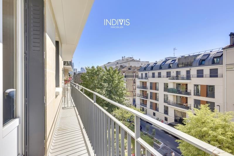Vente appartement Puteaux 525 000€ - Photo 1