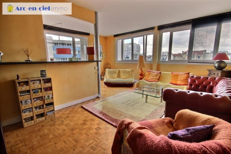 Vente de prestige appartement Paris 13ème 1 070 000€ - Photo 1