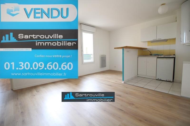 Vendita appartamento Sartrouville 188000€ - Fotografia 1
