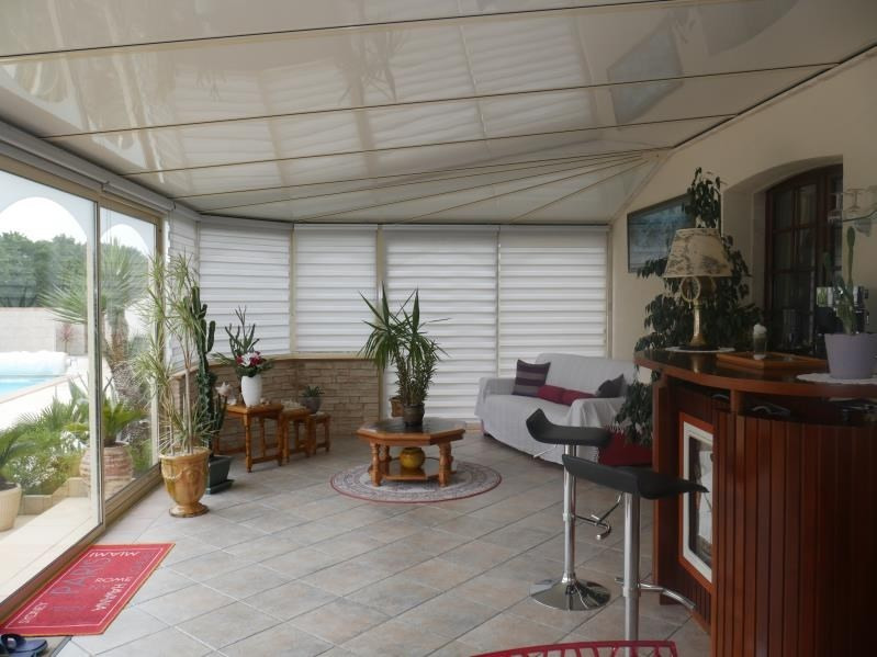 Sale house / villa St hilaire la foret 442000€ - Picture 6
