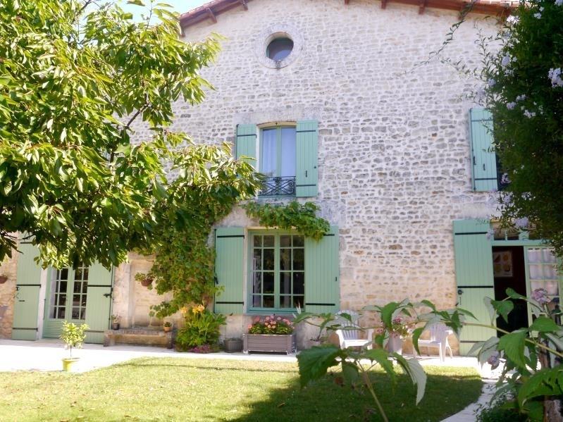 Vente maison / villa Gemozac 245575€ - Photo 10
