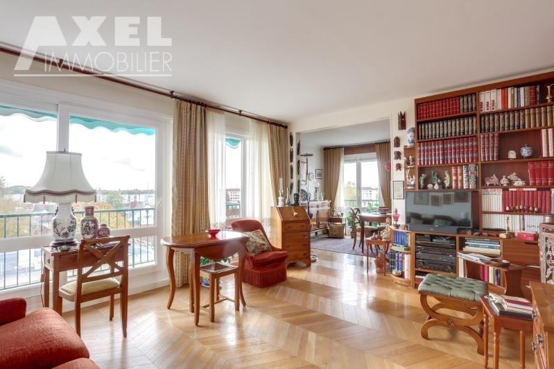 Sale apartment Bois d'arcy 241500€ - Picture 1