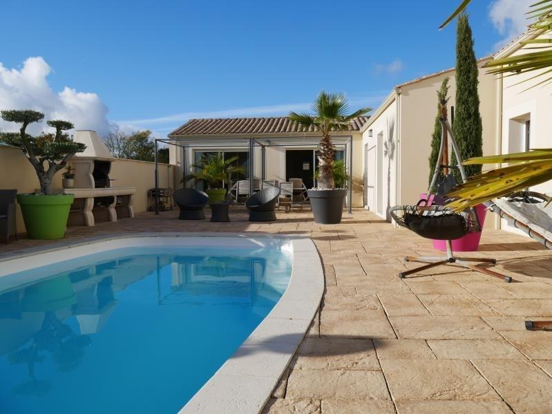 Sale house / villa Le thou 332000€ - Picture 1