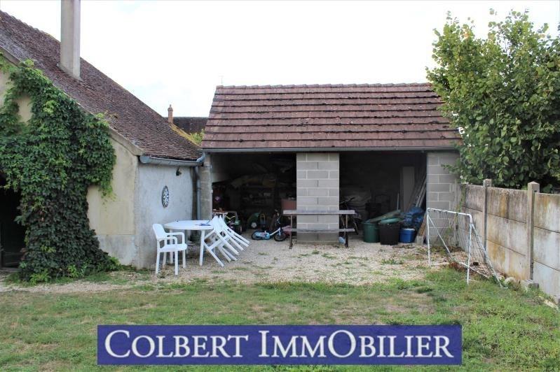 Vente maison / villa Pontigny 100000€ - Photo 10