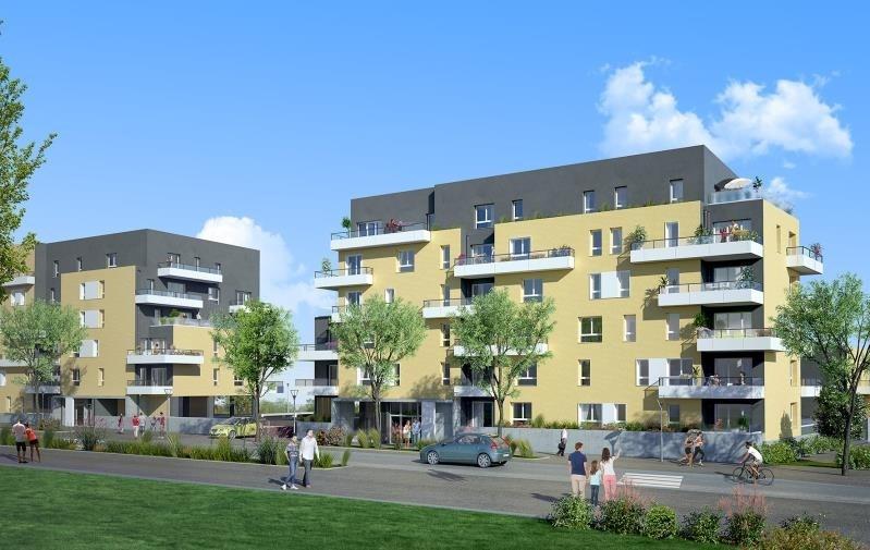 Vente appartement Fleury sur orne 146000€ - Photo 1