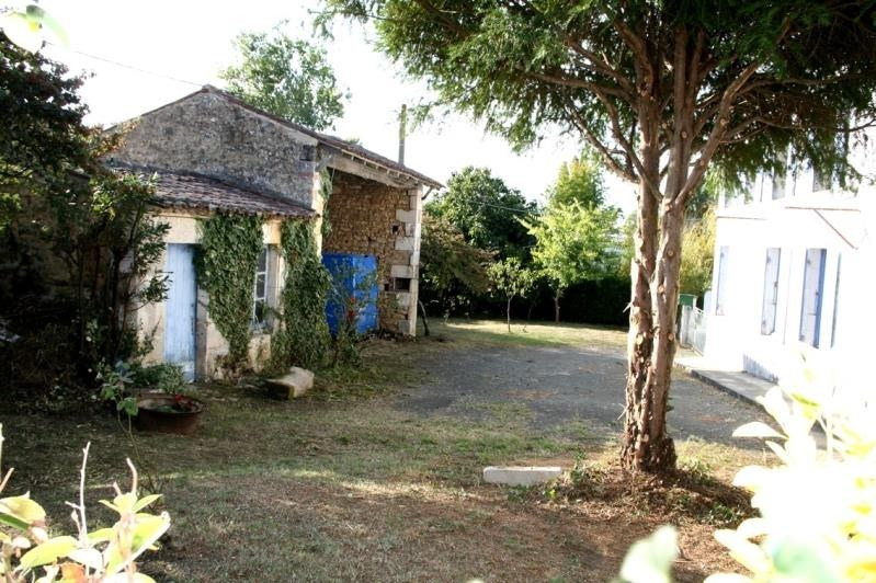 Vente maison / villa Gemozac 89880€ - Photo 5