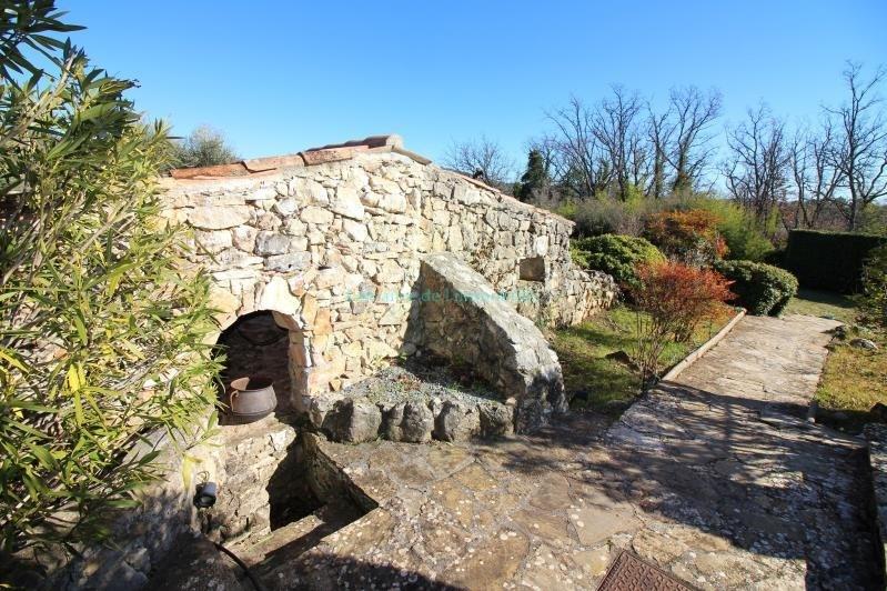 Vente de prestige maison / villa Saint cezaire sur siagne 700000€ - Photo 5