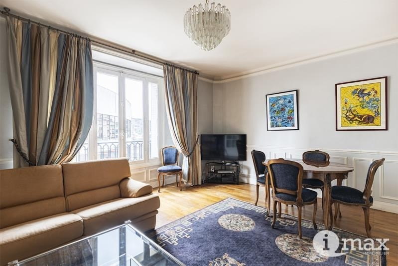 Vente de prestige appartement Neuilly sur seine 1 130 000€ - Photo 1