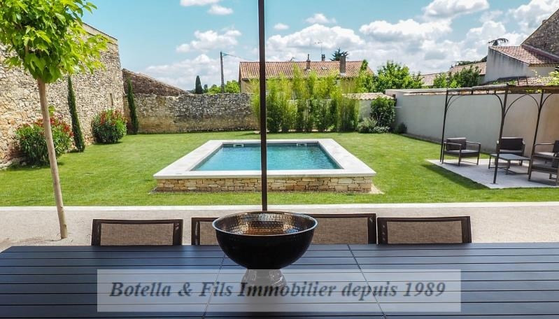 Vente maison / villa Uzes 389 000€ - Photo 4
