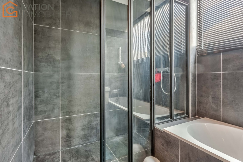 Vente de prestige appartement Paris 20ème 1039000€ - Photo 10
