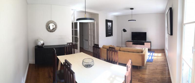 Appartement 3 pièces - meuble - refait