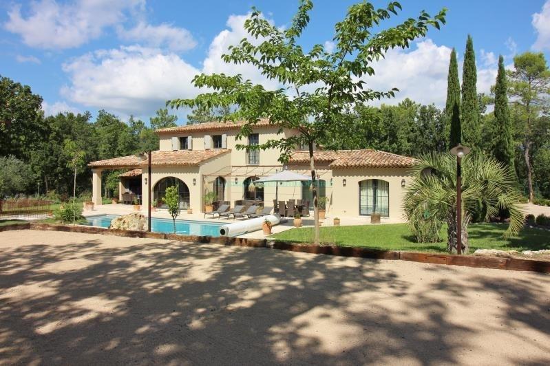 Vente de prestige maison / villa Tourrettes 1290000€ - Photo 1