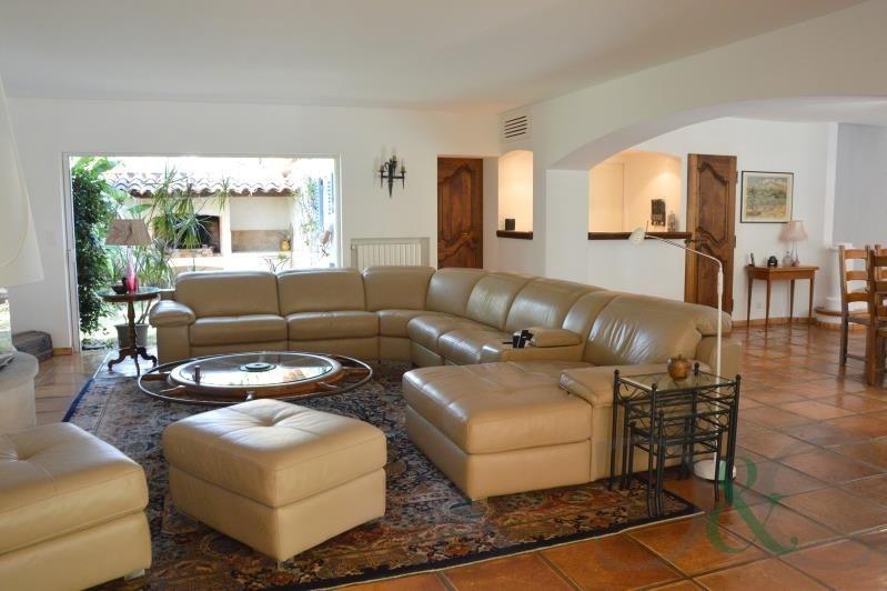 Immobile residenziali di prestigio casa Bormes les mimosas 1485000€ - Fotografia 4