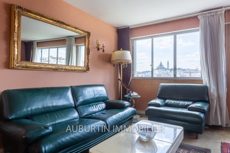 Vente appartement Paris 18ème 560000€ - Photo 3