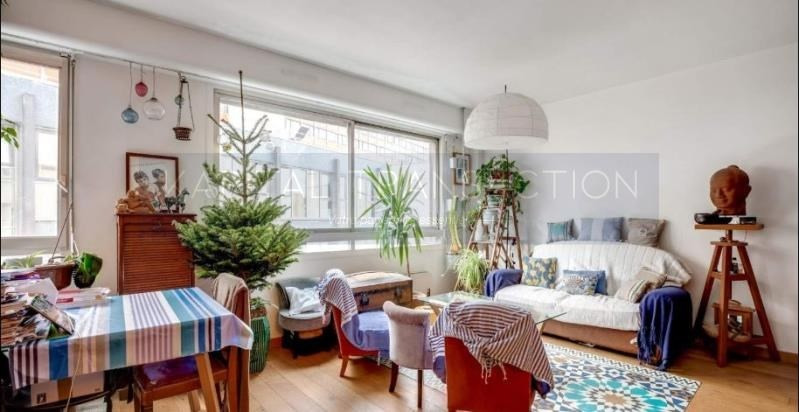 Sale apartment Paris 5ème 775 000€ - Picture 1