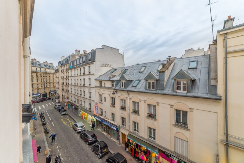 Vente de prestige appartement Paris 18ème 1 099 000€ - Photo 8