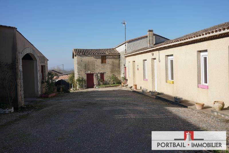 Sale house / villa Blaye 169600€ - Picture 1
