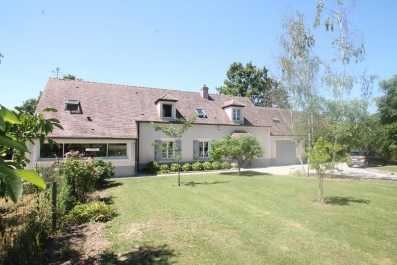 Deluxe sale house / villa Hericy 1470000€ - Picture 1
