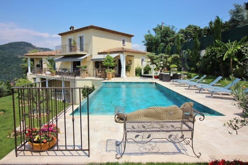 Vente de prestige maison / villa Tanneron auribeau 790000€ - Photo 15
