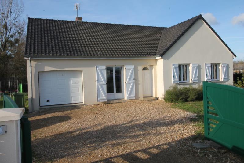 Sale house / villa Montoire sur le loir 156000€ - Picture 1