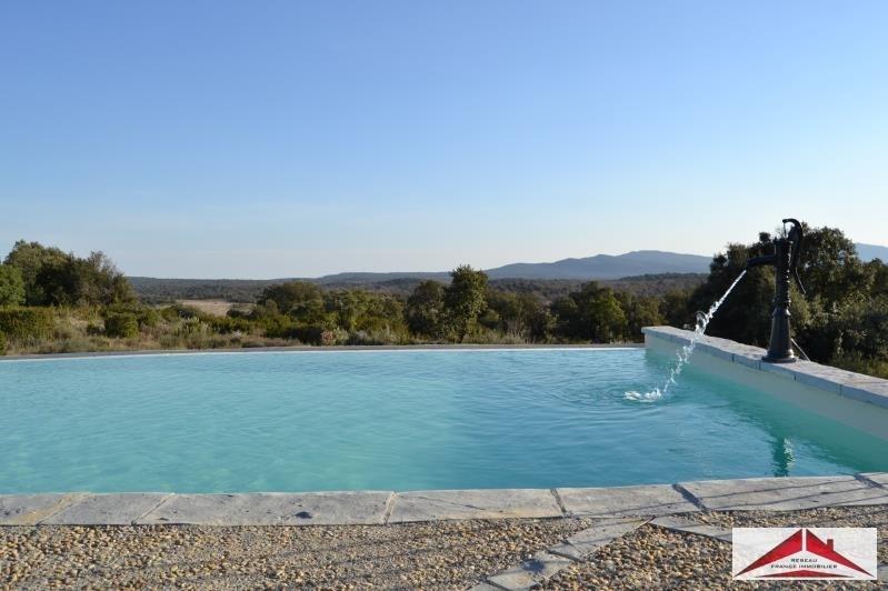 Deluxe sale house / villa St mathieu de treviers 2390000€ - Picture 1