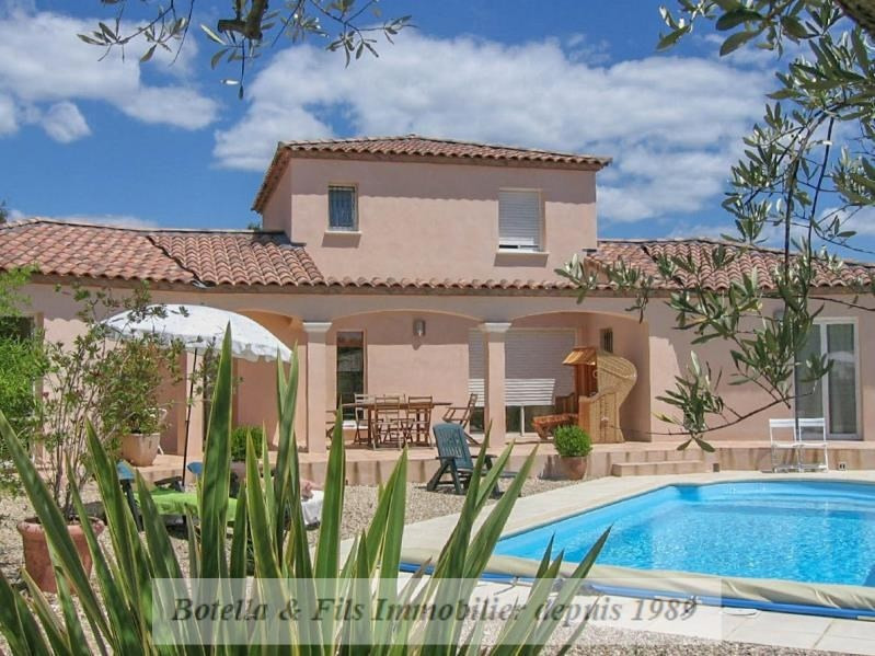 Vente maison / villa Uzes 435 000€ - Photo 1