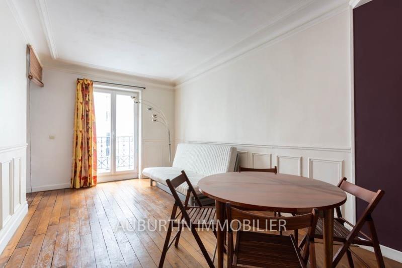 Vente appartement Paris 18ème 460000€ - Photo 2