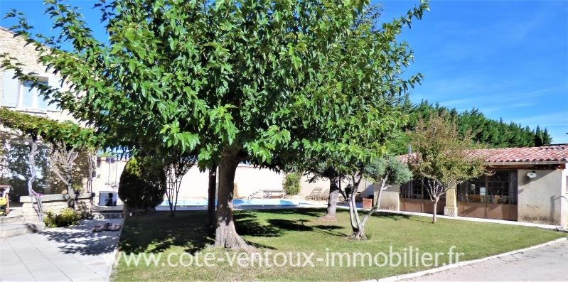 Vente maison / villa Aubignan 480 000€ - Photo 8