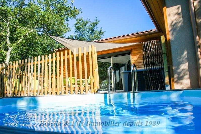 Vente maison / villa Chauzon 239000€ - Photo 9