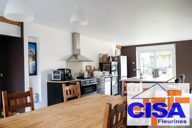 Sale house / villa Estrees st denis 315000€ - Picture 6