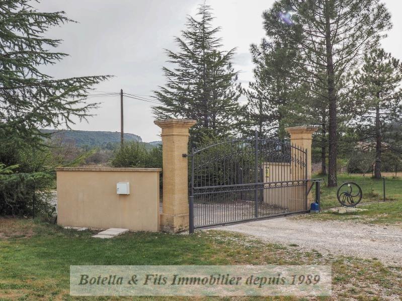 Venta de prestigio  casa Uzes 650000€ - Fotografía 9