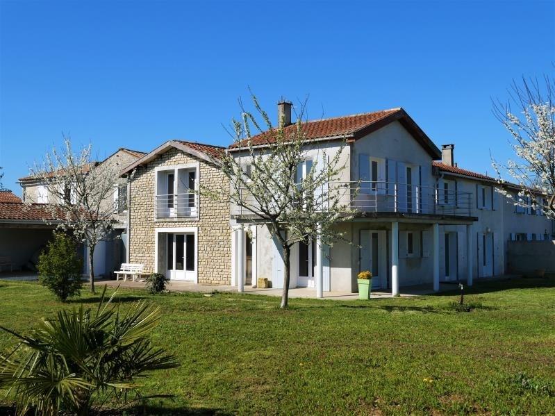 Vente maison / villa Le thou 296800€ - Photo 1