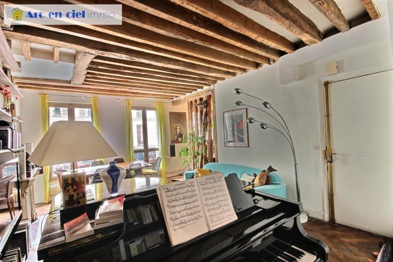 Vendita appartamento Paris 3ème 742000€ - Fotografia 2