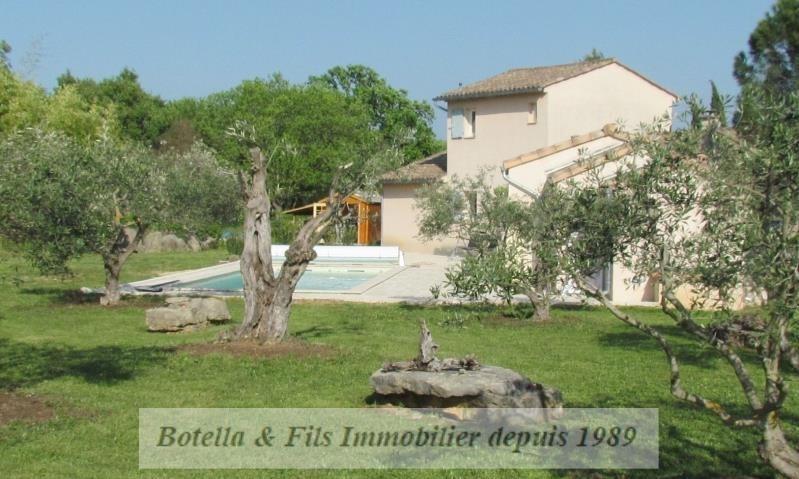 Vente maison / villa Barjac 399000€ - Photo 1
