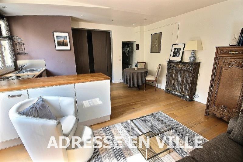 Verkoop  appartement Levallois-perret 355000€ - Foto 6