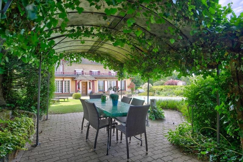 Vente de prestige maison / villa Orgeval 1399000€ - Photo 12