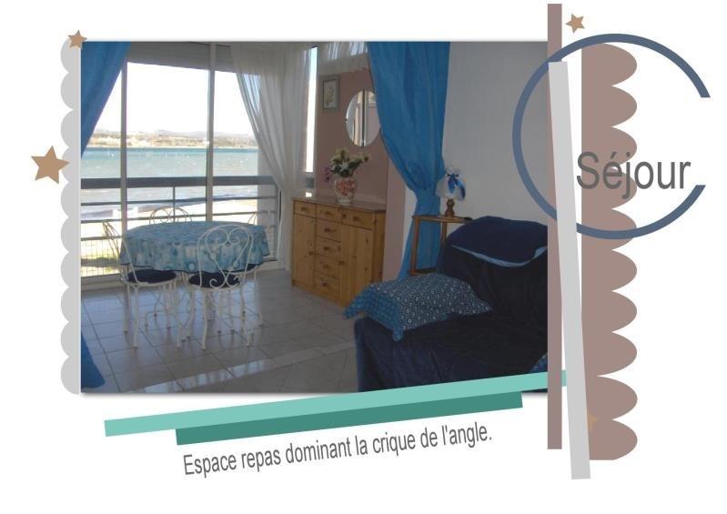 Vente de prestige appartement Balaruc les bains 129000€ - Photo 2