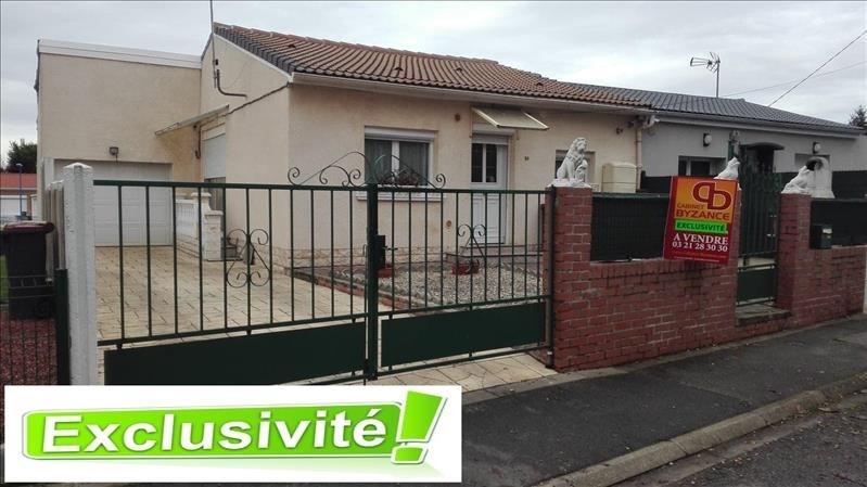 Vente maison / villa Billy montigny 130625€ - Photo 1